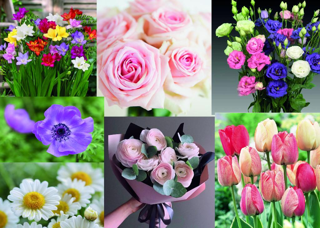 La scelta dei fiori per il matrimonio