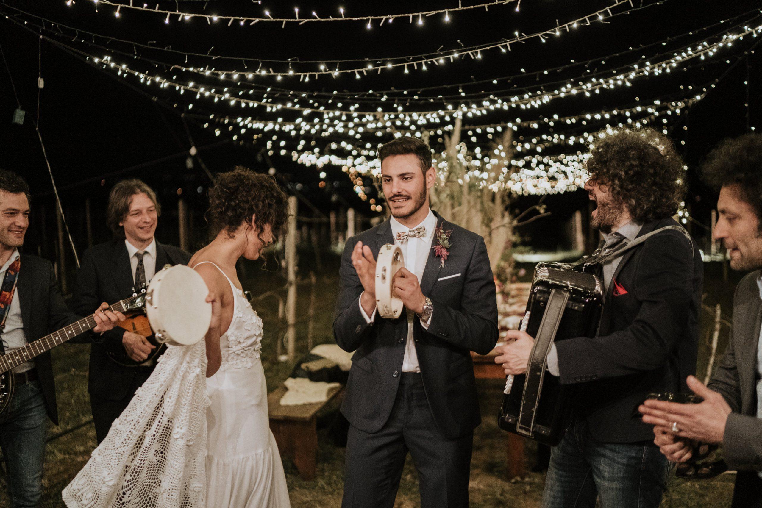 Un matrimonio tipico calabrese