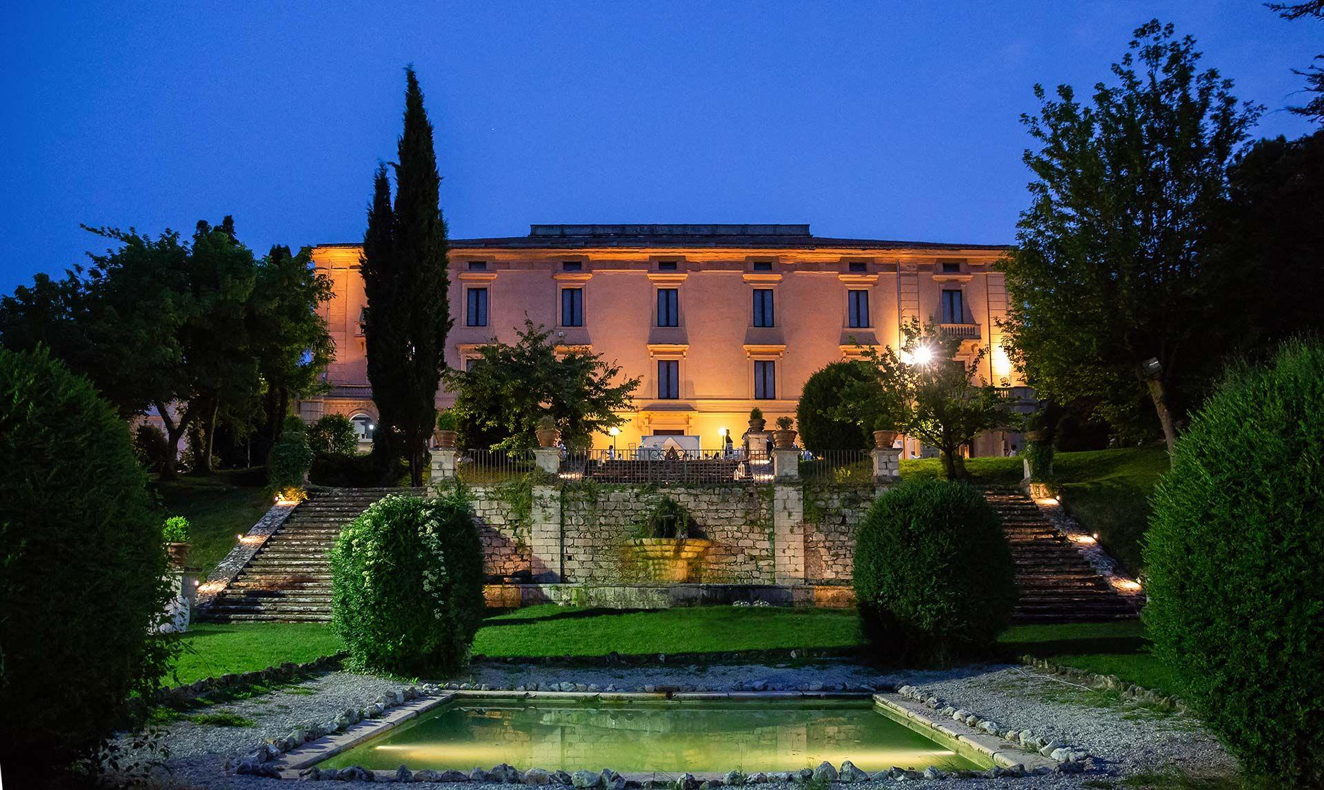 Le più belle location per matrimoni nell'entroterra calabrese